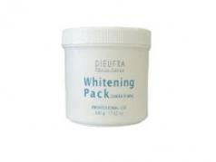 ホワイトニングパック